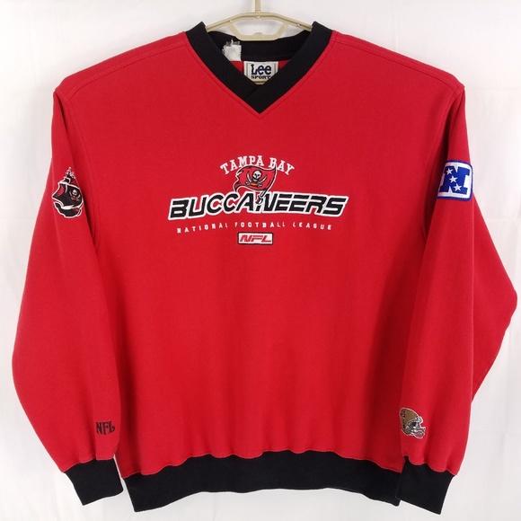 hot sale online b2d16 742ed Vintage Tampa Bay Buccaneers NFL Sweatshirt
